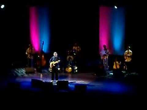 Dave Edmunds St Albans 02 11 07 Singin' The Blues