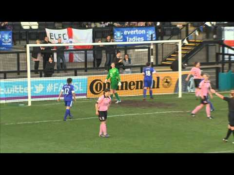 Everton vs Birmingham City 0-0, FAWSL Goals & Highlights