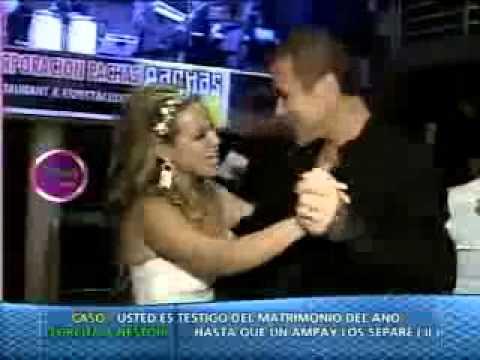 Vea las imagenes inéditas de la boda de Florcita en Chollywod 08/12/2010