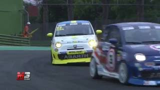 TROFEO ABARTH SELENIA 2016 - IMOLA CIRCUIT ONLY SOUND