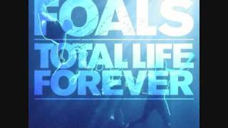 Watch Foals Alabaster video