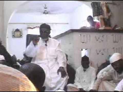 Dagbani- Afa Saeed Zakaria, Tafseer, Afa Yussif Ajura Mosque video