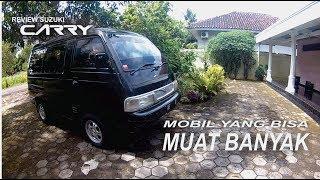 Review Suzuki Carry Futura 1.5 GRV 2001 dan Test Drive - CarVlog Indonesia - CarVlog#17