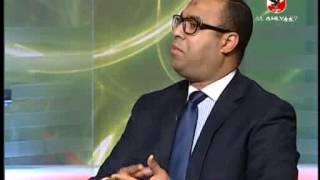 الدكتور محمد فضل الله و الاستاذ بليغ ابو عايد وقانون الرياضه جـ2