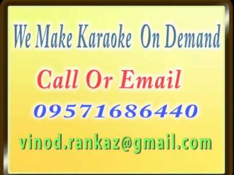 Maiya Yashoda Ye Tera Kanhiya   Karaoke   Hum Saath Saath Hain...