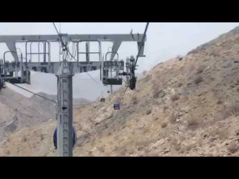 2012 Taif Cable Car with Zwoosh Badminton Club...