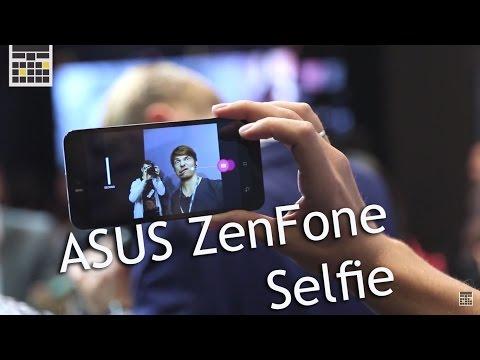 ASUS ZenFone Selfie - Смарт для... ну вы поняли | Computex 2015 - Keddr.com