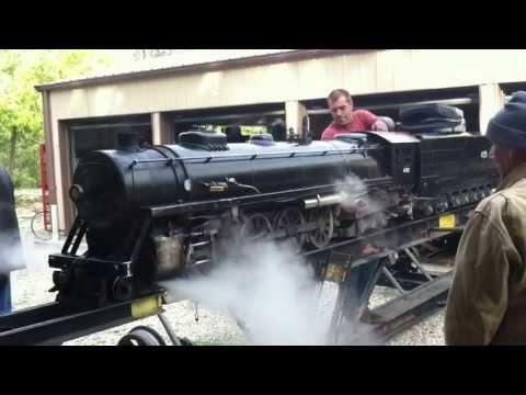 The Haunted Live Steam Railroad