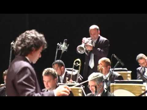 Jazz Big Band homenageia Luiz Arruda Paes - Memorial da America Latina -SP