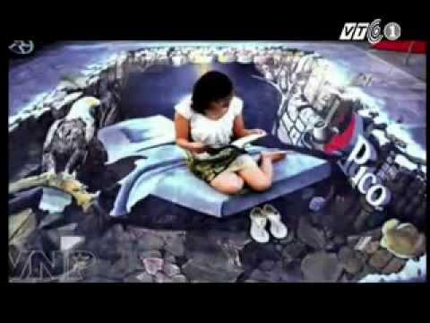 Arena Multimedia: VTC1 - Nghệ thuật 3D