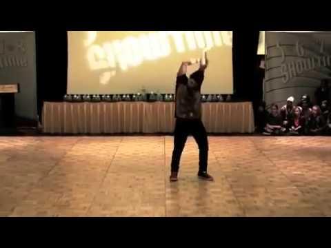 Потрясающий dubstep танец