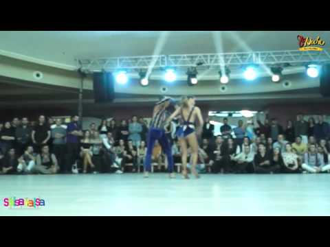 Emek & Büşra Show - Tdsf Adana 2.Etap Salsa Yarışması After Party - 2016