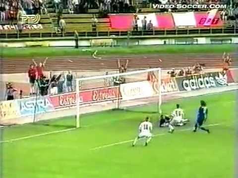 Спартак в Кубке УЕФА 1996-1997