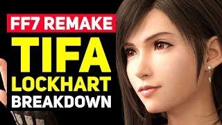 Final Fantasy 7 REMAKE: Tifa Lockhart Extensive Breakdown