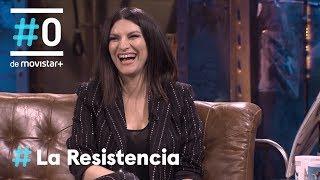 LA RESISTENCIA - Entrevista a Laura Pausini | #LaResistencia 11.12.2018