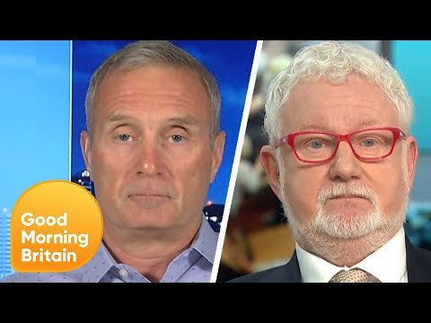 Should We Name Mass Shooters? | Good Morning Britain