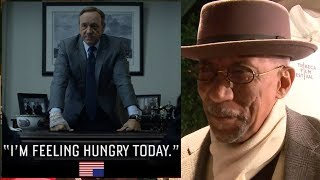 House of Cards' Reg E. Cathey talks Kevin Spacey & the return of Freddy's BBQ