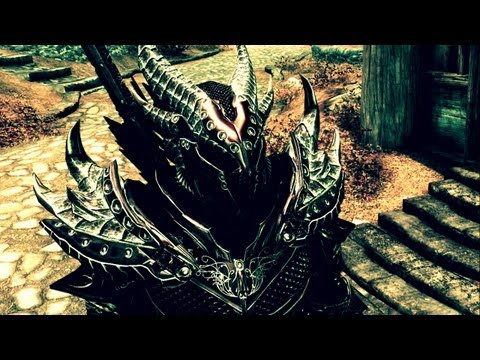 Elder Scrolls V: Skyrim - How to Get Daedric Armor & Weapons (Daedra Hearts) + Leveling Up