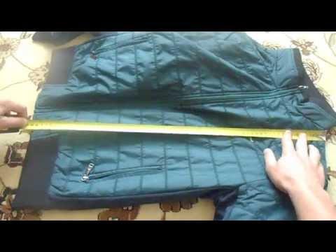 Куртка Жакет XXXL з Аліекспрес реалние размера