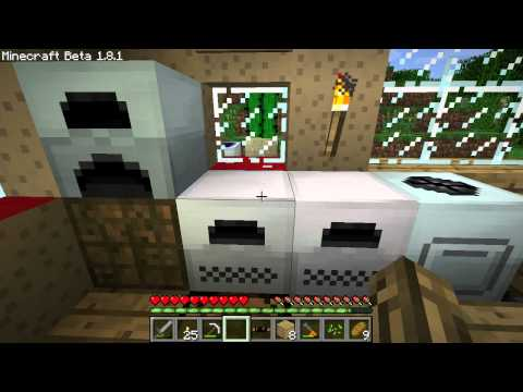 Minecraft LP Episode 2 - Special Tools of Industrial Craft 2 (Andrakon)