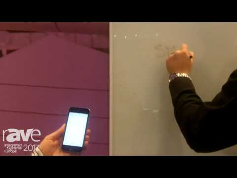 ISE 2017: SMART Technologies Explains The SMART Kapp 42 Board