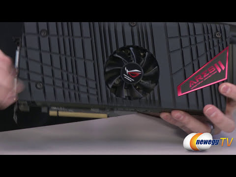 Newegg TV: ASUS ROG ARES II Radeon HD 7970 GHz Edition x 2 Overview