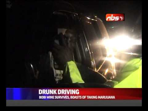 Bobi Wine Nabbed In Drink Drive Operation video