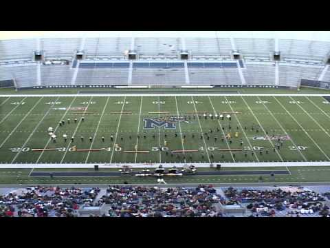 2011 McNairy Central High School Bobcat Band