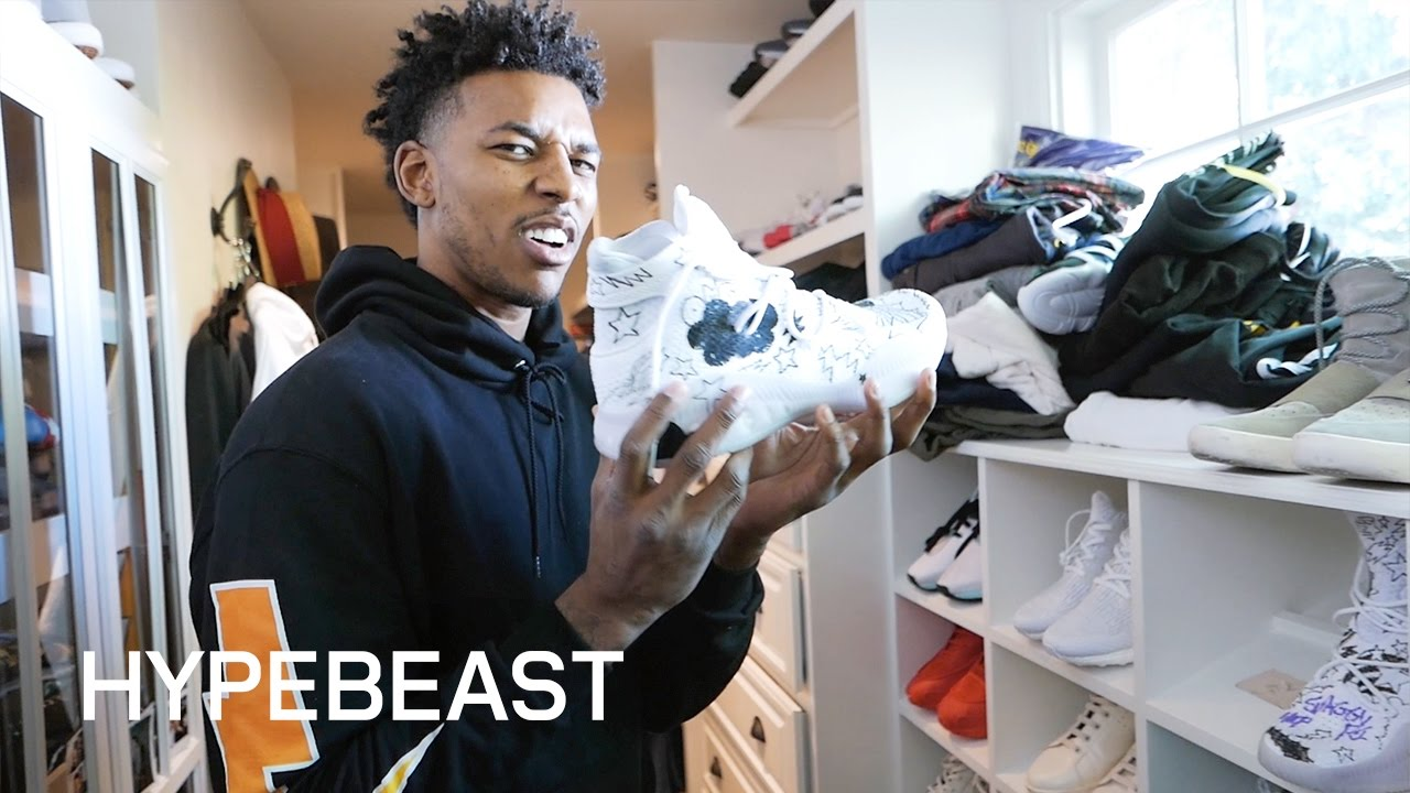 HYPEBEAST Visits: A Look Inside Swaggy P's Closet and His New Brand Most Hated