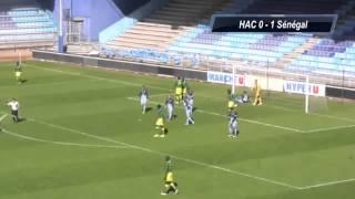 Amical | Senegal 2-1 Havre AC - Tous les buts