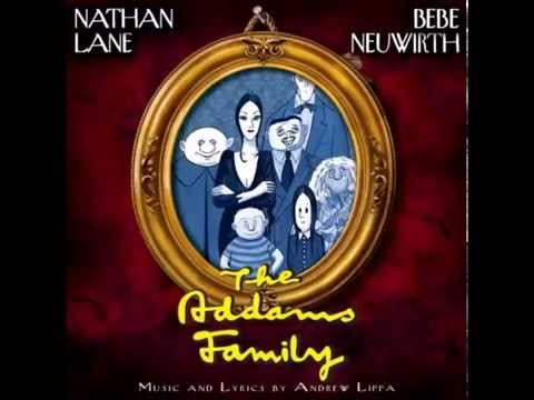 The Addams Family - Original 2010 Broadway Cast