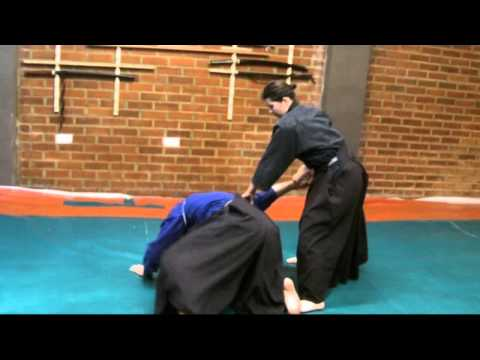 Ogawa Ryu Aikijujutsu training in valencia - Spain Image 1