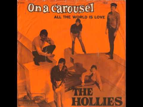 The Hollies - On A Carousel