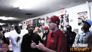 AHAT Rap Battle - Franchise vs Duccie