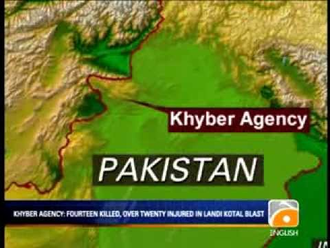 Geo News Summary-Khyber Agency Blast,Firing In KHI & Pesh .mp4