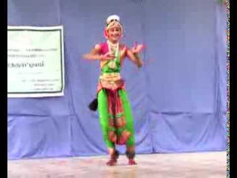 bharatanatyam dharshini