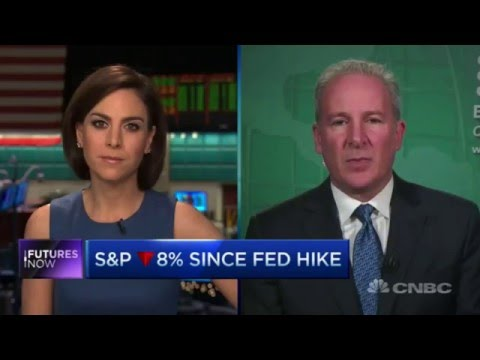 CNBC Admits Peter Schiff Was Right