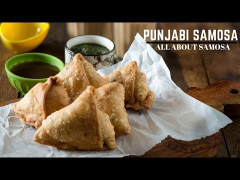 Indian Punjabi Samosa Recipe   Everything You want to know About Punjabi Samosa recipe