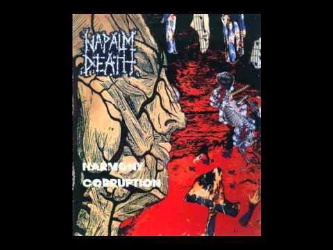 Napalm Death - The Chains That Bind Us