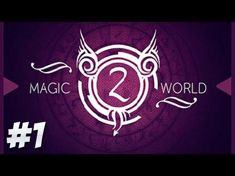 Magic World 2 - Ep.1 - A New Magic Based FTB Modpack! [Minecraft 1.6.4]