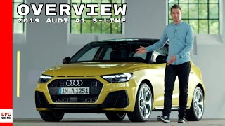 2019 Audi A1 S-Line Overview