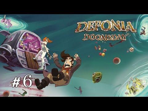 Deponia Doomsday #6 - Der Rosa Elefant ist?