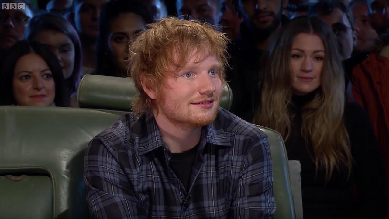 """Ed Sheeran's First """"Driving Lesson"""" - Top Gear - Series 22 - BBC"""
