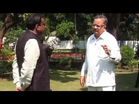 My name is Mukhyamantri: Raman Singh