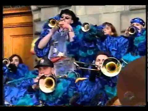 1997 - Chottlebotzer Lozärn live auf dem Kornmäärt