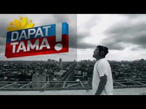 DAPAT TAMA Gloc-9 ft. Denise Barbacena [Full Version] - GMA7 Campaign for Election 2013