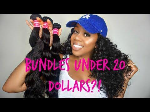Virgin Hair Under $200??   Donmily Hair