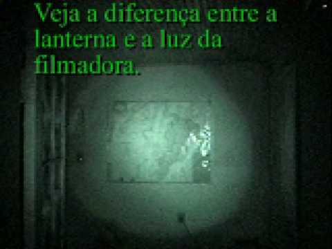 Lanterna Artesanal com IR para Visão Noturna