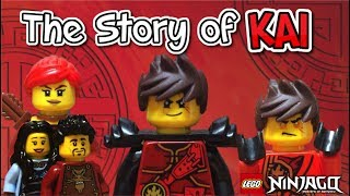 Lego Ninjago: THE STORY OF KAI