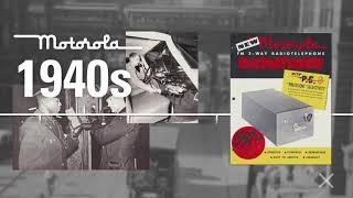 90 Years of Innovation at Motorola Solutions